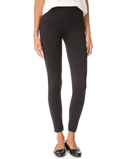 Look At Me Now Cropped Seamless Leggings