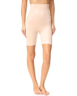 Power Conceal-her High Waisted Mid Shorts
