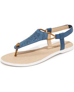Calla Jade Sandals