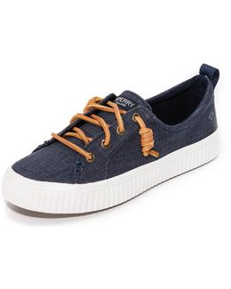 Crest Vibe Creeper Sneakers