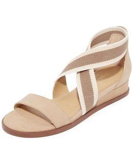 Janae Demi Wedge Sandals