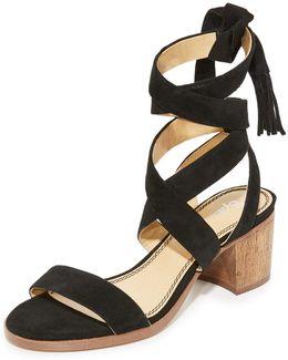 Janet City Sandals