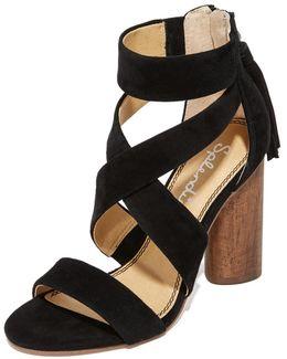 Jara Heeled Sandals