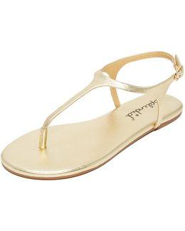 Mason Thong Sandals