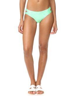 Sunsational Solids Bikini Bottoms