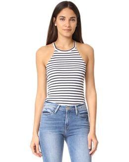 1x1 Venice Stripe Bodysuit