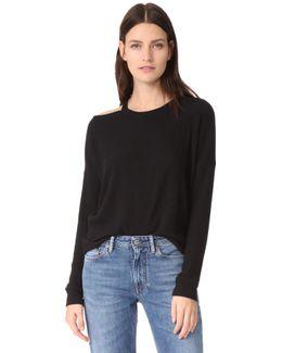 Sylvie Rib Sweater