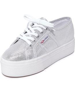 2790 Platform Lame Sneakers