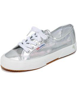 2750 Metallic Net Sneakers