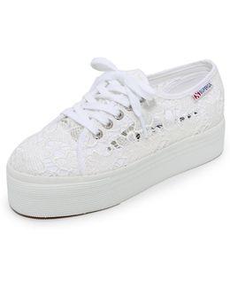 2790 Macrame Platform Sneakers