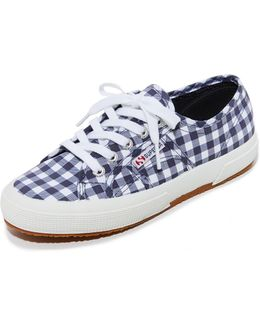 2750 Gingham Classic Sneakers