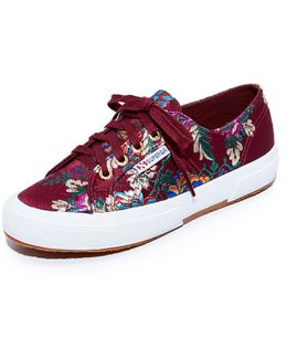 2750 Mandarin Embroidery Sneakers