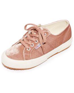 2750 Velvet Sneakers