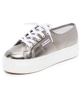 2750 Cotu Metallic Platform Sneakers