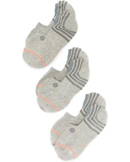 Uncommon Super Invisible Sock 3 Pack