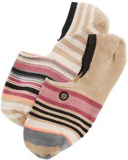 Crescent Socks