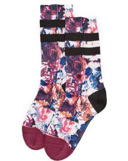 Hayley's Dozen Classic Crew Socks