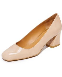 Mary Mid Pumps