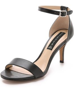 Vienna Leather Sandals