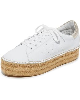 Pace Espadrille Platform Sneakers