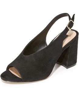Futures Slingback Pumps