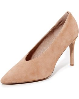 Aiken Suede Pumps