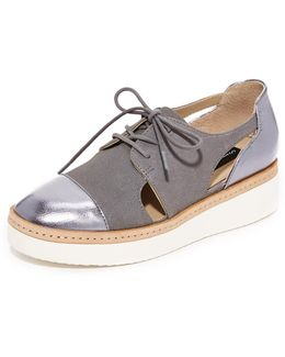 Pippar Cutout Oxfords