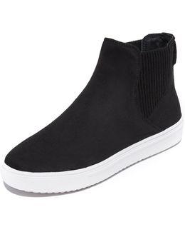 Coal Platform Chelsea Sneakers