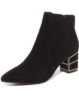 Bennett Ankle Booties