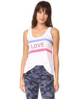 Love Scoop Tank