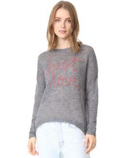 Just Love Sweater