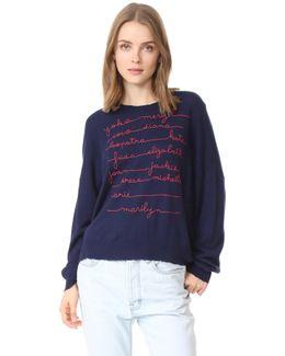 Powerful Women Sweater