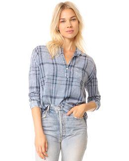 Do What You Love Button Down Shirt