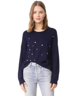 Scattered Star Pullover