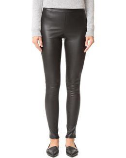 Adbelle Leather Pants