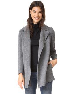 Clairene Wool Coat