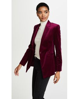 Velvet Power Jacket Ii