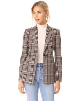 Plaid Power Jacket