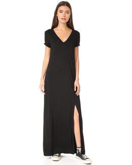 Connie T-shirt Maxi Dress