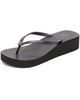Wedge Thin Flip Flop
