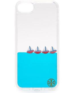 Sailboat Liquid Iphone 7 Case