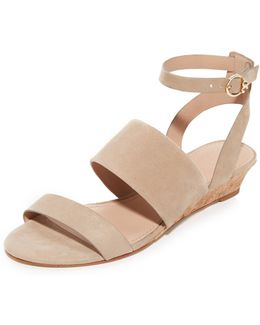 North Wedge Sandals