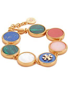 Semi Precious Multi Bracelet