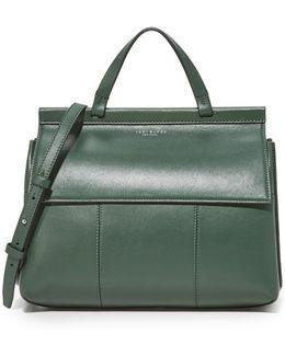 Block T Shoulder Bag