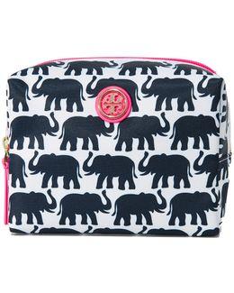 Elephant Brigitte Cosmetic Case