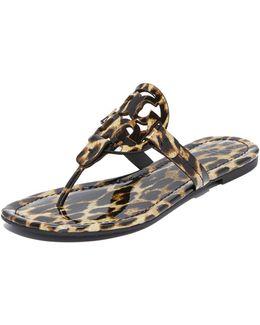 Miller Thong Sandals