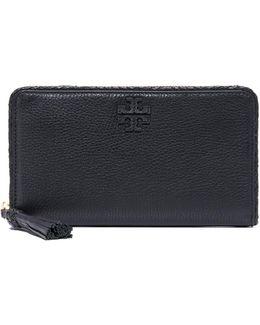 Taylor Zip Continental Wallet