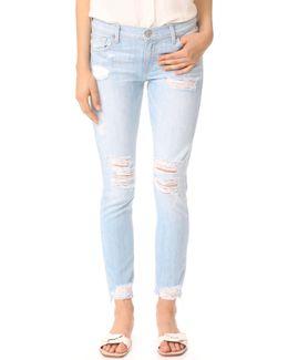 Cameron Slim Boyfriend Jeans