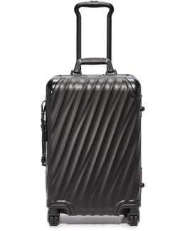 19 Degree International Carry On Suitcase
