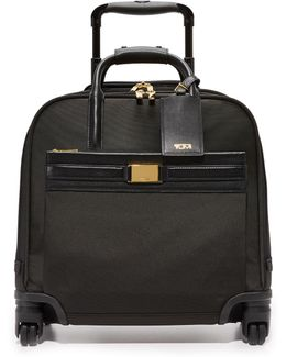 Shannon Compact Carry On Suitcase
